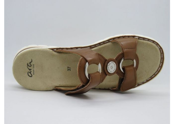 Ara 15759 Slipper / 2 klevers Cognac