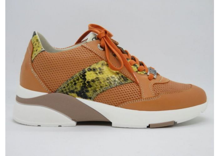 Damesschoenen Dlsport Sneaker 4644 Orange