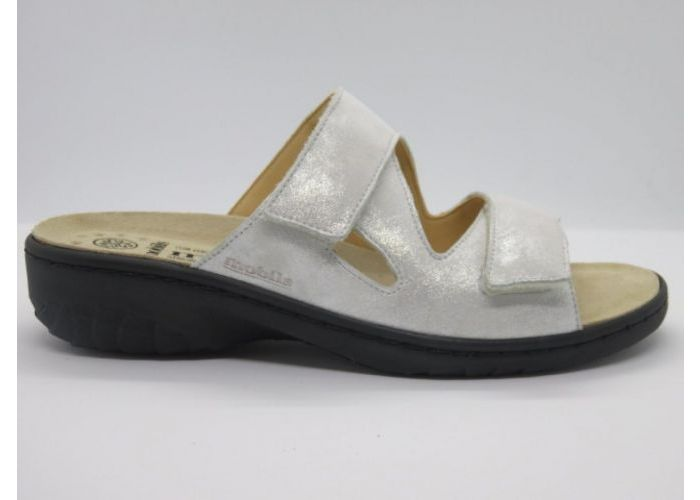 Mobils 13243 Slipper / 2 klevers Zilver