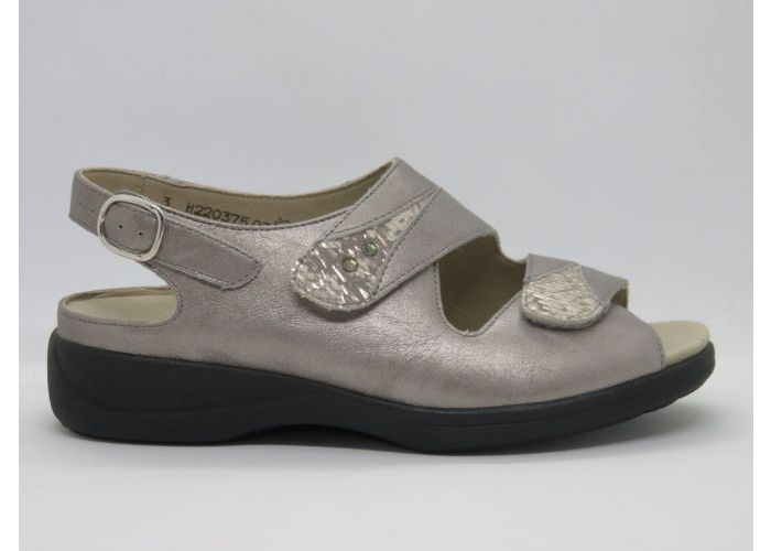 Solidus 15894 Sandalen Taupe