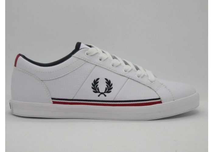 Herenschoenen Fred Perry Sneaker B7114 Wit