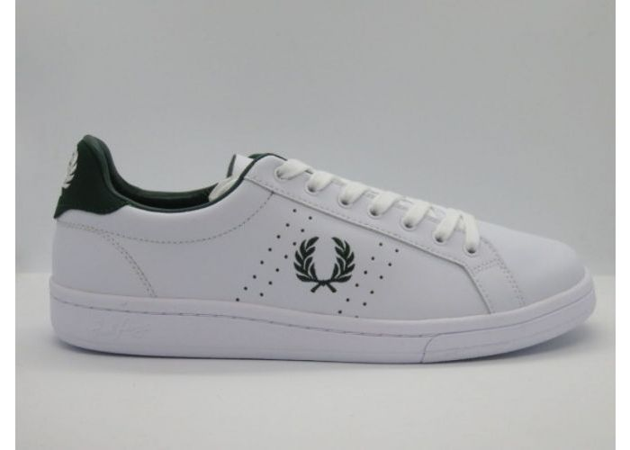 Herenschoenen Fred Perry Sneaker B7211U Wit