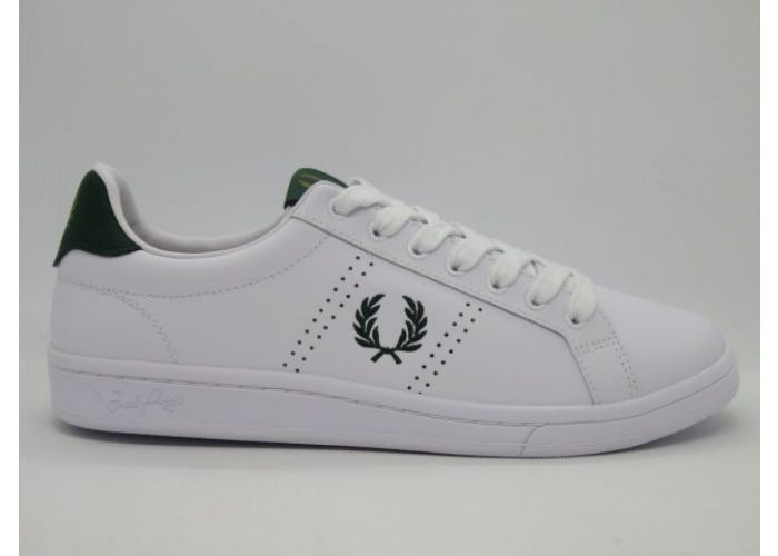 Fred Perry 14144 Sneaker Wit