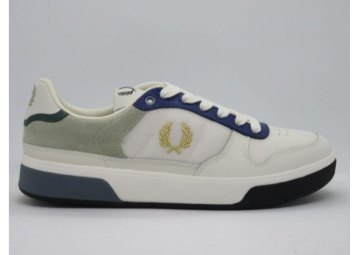 Herenschoenen Fred Perry Sneaker B8330 Wit